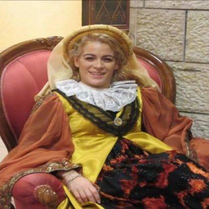 מלכה ליום אחד בדונה גרציה